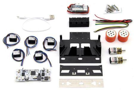mini sumo robot parts
